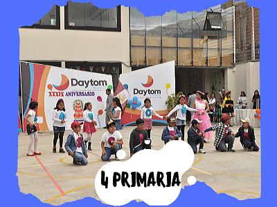 Daytom science - instición educativa - san carlos - huancayo - nivel primaria - cuarto