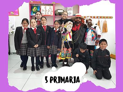Daytom science - instición educativa - san carlos - huancayo - nivel primaria quinto
