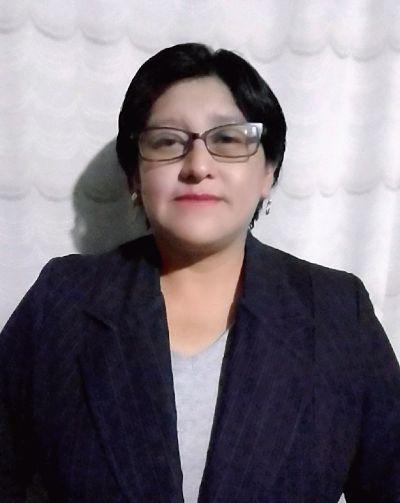 Lic. Katy Inga Machacuay